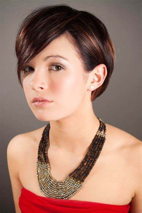 hairstyles when 32 best images about girls short haircuts on pinterest