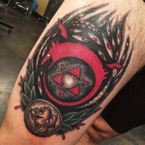 3d tattoo artist portland oregon 25 amazing anime tattoos anime anime tattoos and