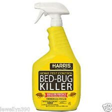 bed bug insect repellent sprays ebay
