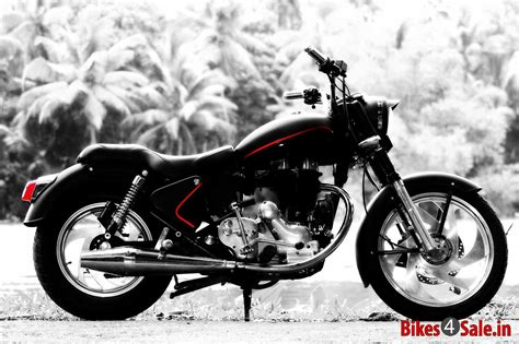 modified bullet classic 350 the story of a transformed bull bikes4sale