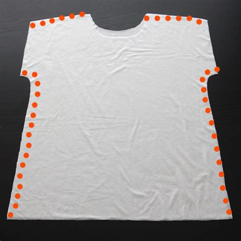 lining t shirt pattern how to sew your own shirt the readyblog