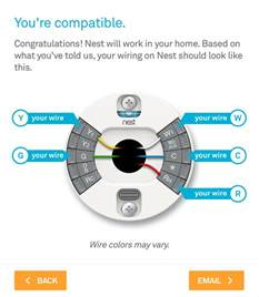 how to install the nest thermostat the craftsman