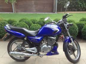 Suzuki En 125 Suzuki En 125 Blue 2005 Owner Learner Friendly 163 750