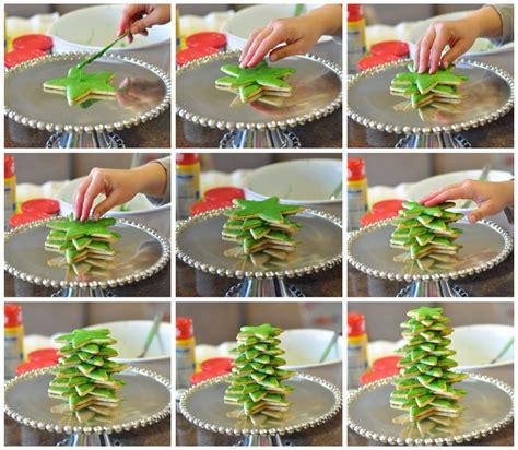 christmas 3d cookies tutorial 3d cookie tree tutorial creative juice
