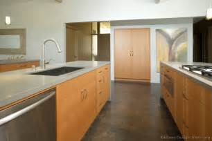 Modern Kitchen Wood Cabinets by Pictures Of Kitchens Modern Light Wood Kitchen