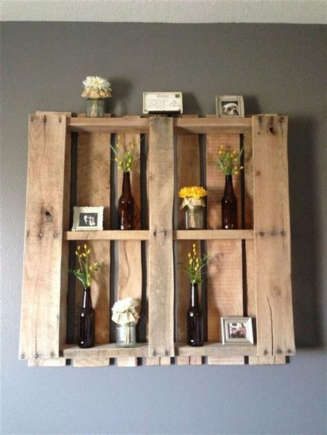 Shelf Projects by The Beginner S Guide To Pallet Projects