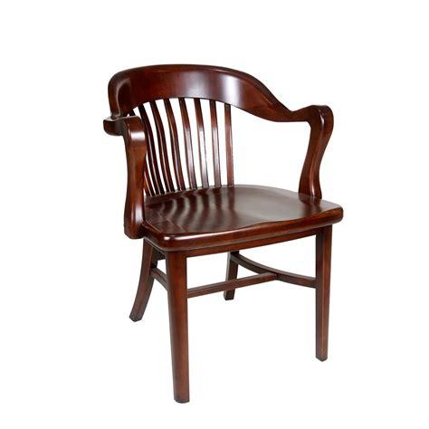 Brenn antique wood arm chair the chair market