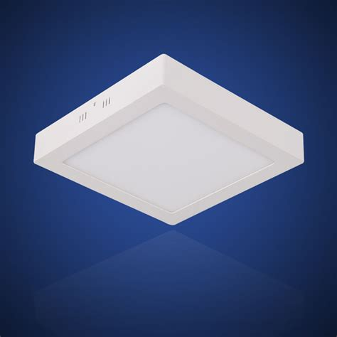 Ceiling Light Panel Aliexpress Buy 2016 Square Surface Mounted Led Ceiling Light Panel Downlight Flat Modern