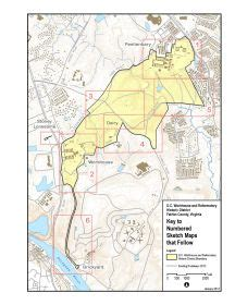 fairfax county virginia gis planning dc workhouse and reformatory historic district maps planning zoning