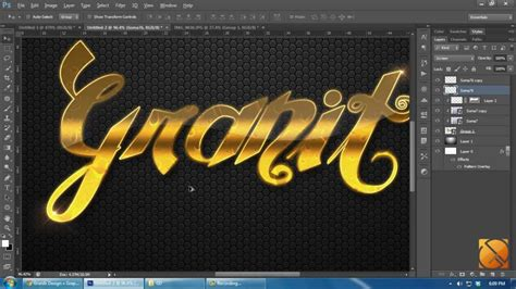 tutorial photoshop gold tutorial photoshop cs6 hd how to make pattern and gold