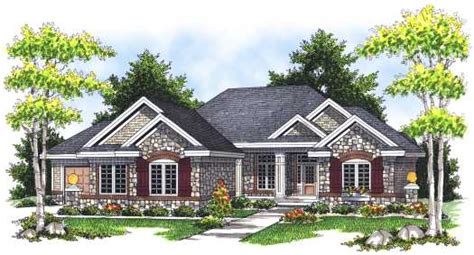 traditional house plans one story traditional style house plans 2097 square foot home 1