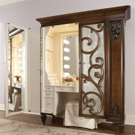 bedroom vanities for less large lighted mirror makeup vanity bedroom makeup