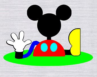 mickey mouse clubhouse clipart mickey mouse clubhouse clipart clip guru