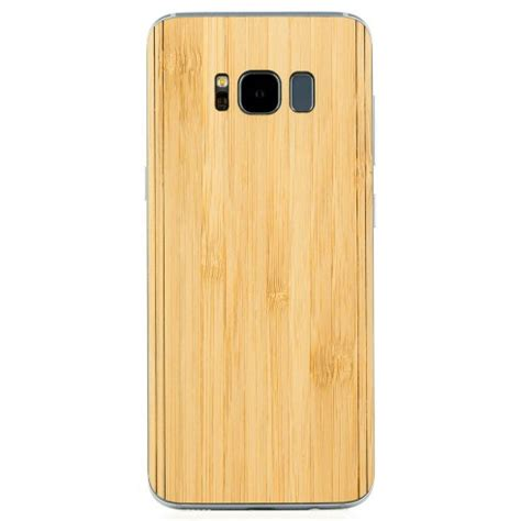 Bamboo Slim For Samsung Galaxy S8 Garuda series skins for samsung galaxy s8