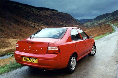 Kia Shuma by Kia Shuma 1999 2001 Used Car Review Car Review Rac