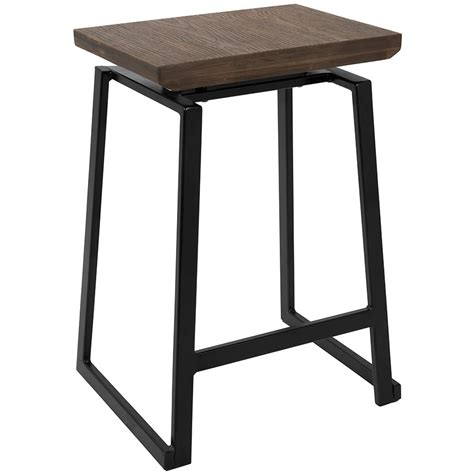 Rustic Modern Counter Stools by Modern Counter Stools Gerald Counter Stool Eurway