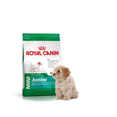 Dogfood Royal Canin Mini Junior 2kg royal canin mini junior food