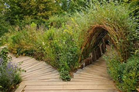 Fernwood Botanical Gardens Garden Structures The Fernwood Botanical Garden And Nature Preserve Is An Arboretum