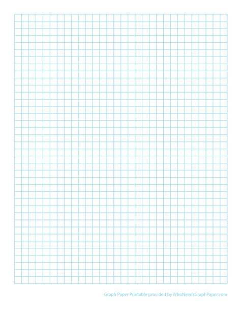 How To Make Grid Paper - graph paper printable