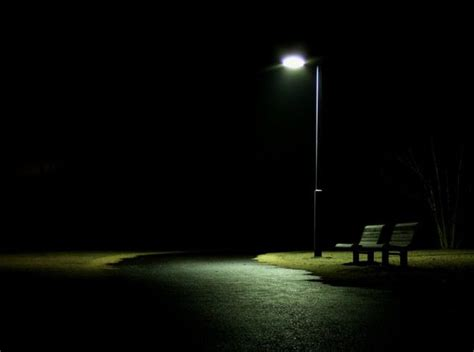 Lone L Lonely Benches Deserted Park