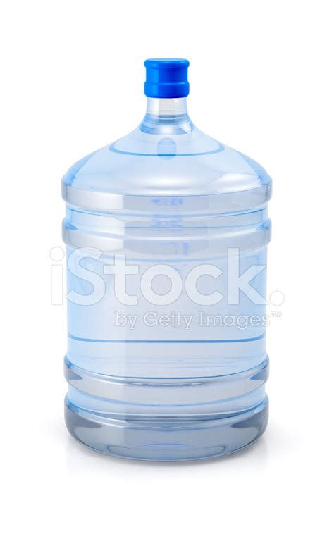 Blue Big Bottle big blue plastic cooler bottle stock photos freeimages