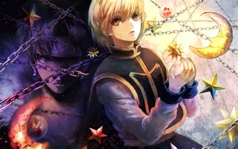 hunter x hunter wallpaper for laptop kurapika x chrollo lucifer computer wallpapers desktop