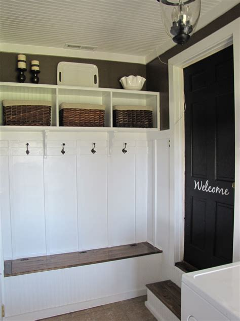 laundry mud room a laundry mudroom makeover re visited beneath my heart