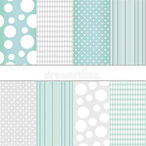 Seamless Patterns With Gingham Polka Dot Iphone Semua Hp set of seamless patterns royalty free stock photos image 36340738