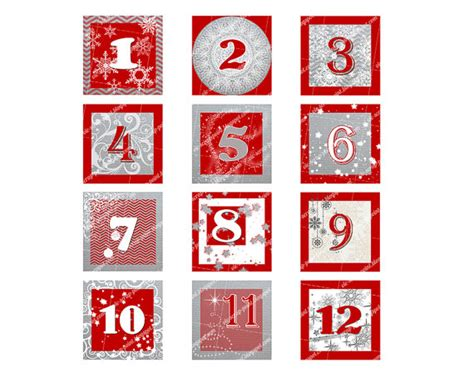 printable numbers 1 25 6 best images of free printable christmas numbers free