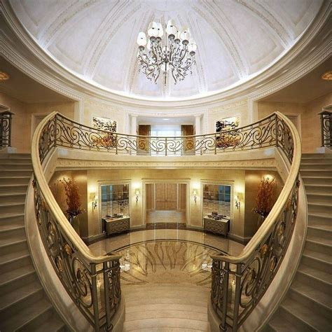 Grand Stairs Design 52 Best Images About Escaleras On Stair Railing Foyers And Arches