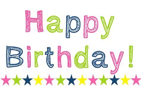 Word Vorlage Happy Birthday Grundschulblogs De