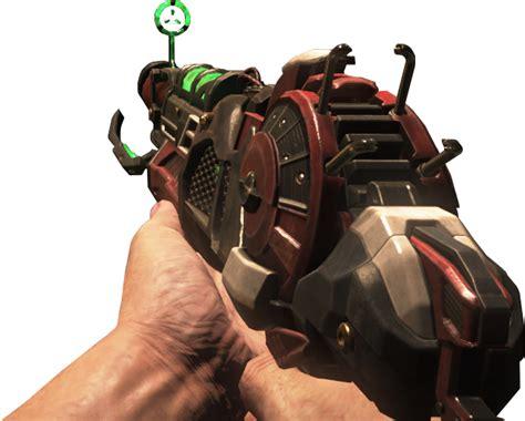 sliquifier boii png call of duty zombies ray gun mark ii