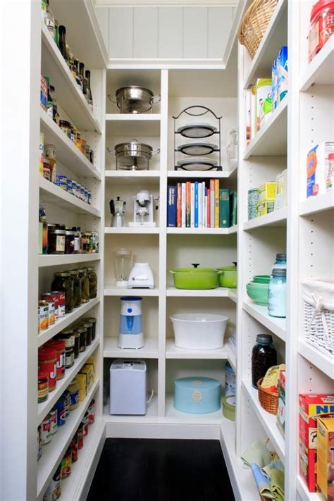 Kitchen Shelves Design Ideas by 25 Best Ideas About Walk In Pantry On Pinterest