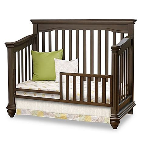 Bed Vicenza sorelle lusso vicenza 4 in 1 convertible crib in chocolate buybuy baby