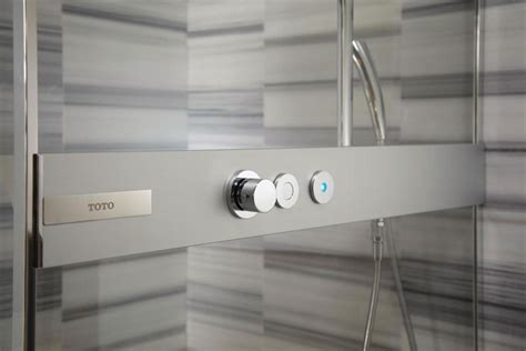 Shower Toto Thx 17 B high style high tech toto neorest shower booth