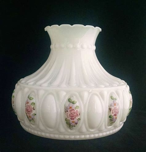 antique l shades ebay m755 10 quot antique rose lamp shade fits aladdin b h miller