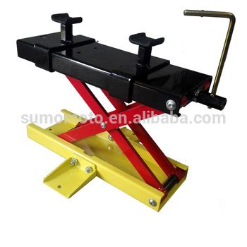 handy motorcycle lift table handy universal lift table motorcycle stand