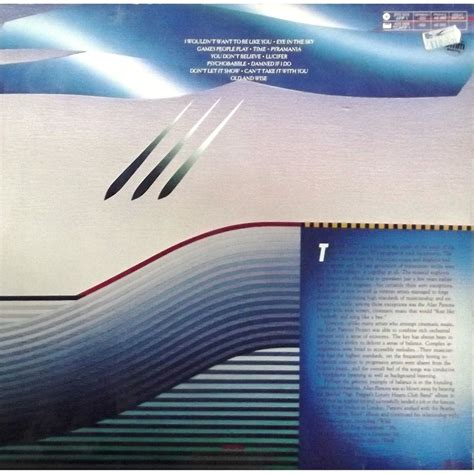 alan parsons project the best of the best of the alan parsons project gatefold by alan