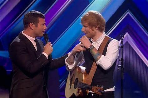 ed sheeran perfect x factor ed sheeran tour dates cancelled but he hopes for x factor