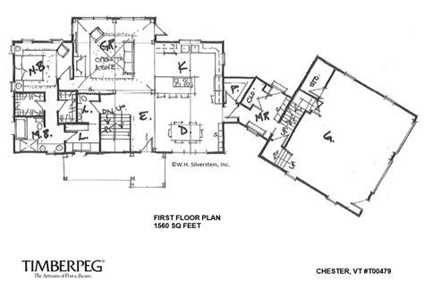 chester timber frame floor plan by timberpeg mywoodhome