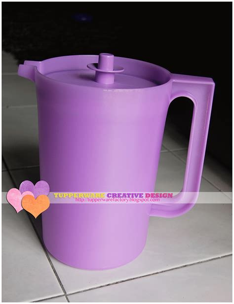 Tupperware Purple tupperware creative design tupperware oversea oktober