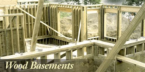 wood basement home inspector finds a wood basement when listed on mls as