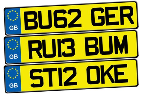 Number Plate Lookup Uk Banned Number Plates The New 67 Car Registration Numbers Axed By The Dvla Auto