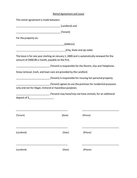 %name condo lease agreement   Free Massachusetts SubLease Agreements   PDF   Word (.doc)