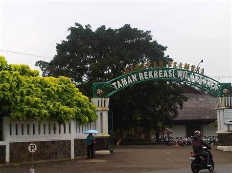 Lu Sorot Buat Taman menuju taman wiladatika cibubur