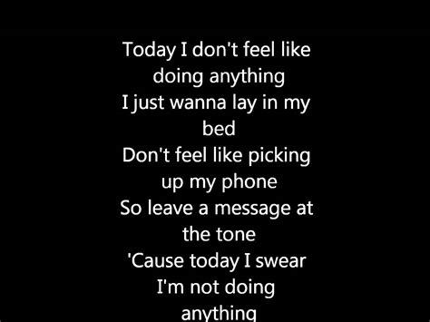 song with in lyrics bruno mars the lazy song lyrics