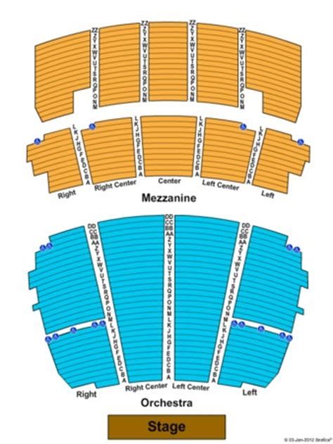 boston opera house seating chart mezzanine peabody opera house tickets in st louis missouri peabody