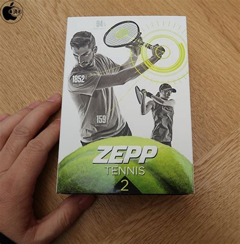 zepp tennis swing analyser apple store zeppのテニス スイングアナライザ zepp tennis 2 swing