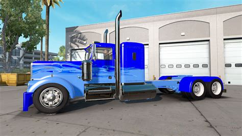 custom kenworth kenworth w900a custom for american truck simulator