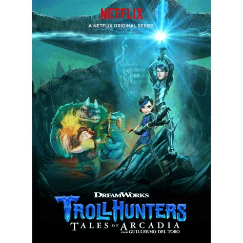 jim lake jr s survival guide trollhunters books trollhunters part 2 arrives on netflix geekdad